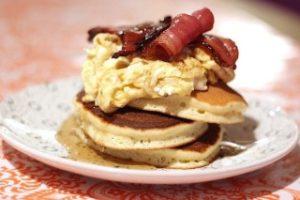 Les meilleurs pancakes de Barcelone à la Desayuneria