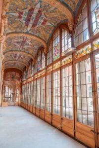 Informations de visite pour l'hopital Sant Pau de Barcelone