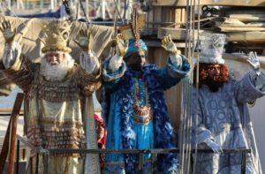 Les Rois Mages à Barcelone