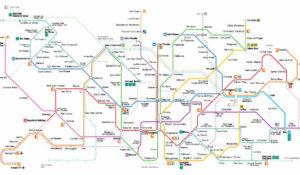 Se déplacer en métro à Barcelone