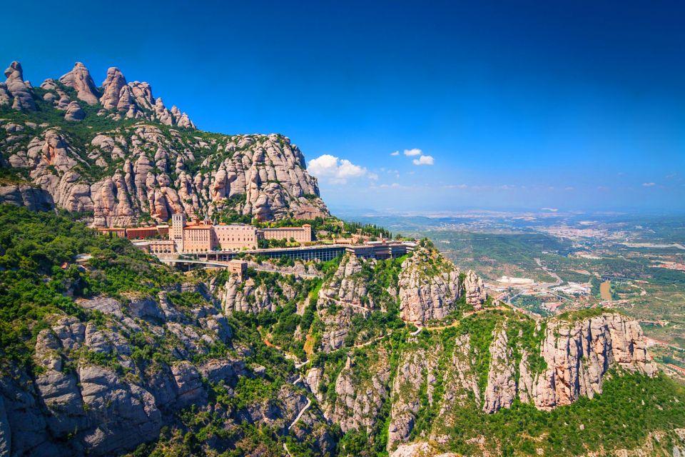 Découvrez Montserrat en Catalogne