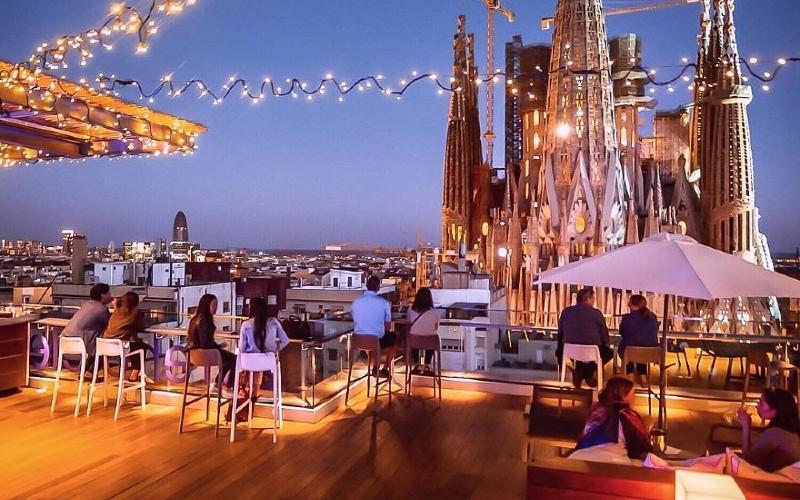 Les meilleurs rooftop de Barcelone