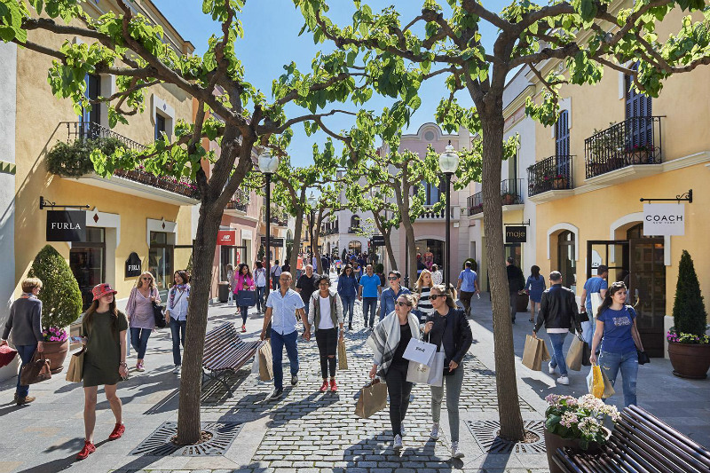 EVJF thème shopping et mode à Barcelone